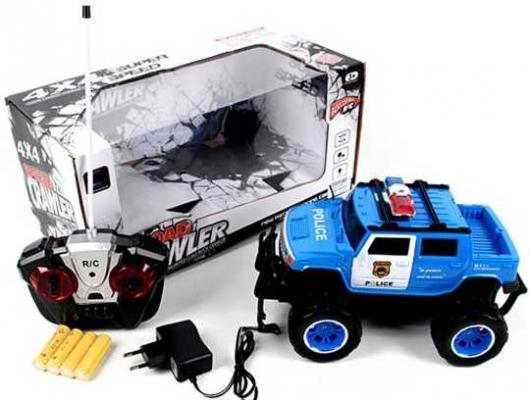 Машина Наша Игрушка Внедорожник синий 6138E игрушка