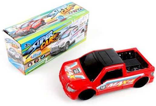 Машина Наша Игрушка Super Car - Внедорожник красный 268C-11