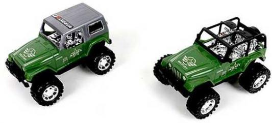 Машина Наша Игрушка Военная хаки 0737-20