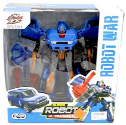 Робот-трансформер Наша Игрушка Робот-машина L015-18 hap p kid игрушка робот red revo 3578t