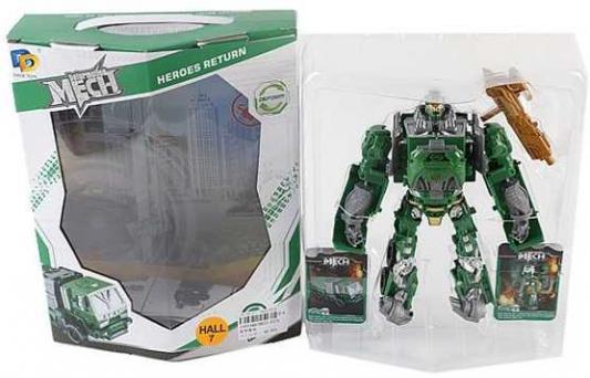 Робот-трансформер Наша Игрушка Робот-грузовик D622-E271