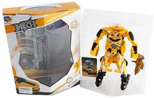 Робот-трансформер Наша Игрушка Робот-машина D622-E266 робот игрушка с заводом игрушки машина робот железо металл аниме 1 куски детские подарок
