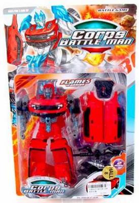 Робот-трансформер Наша Игрушка Робот-машина HF328-1AB hap p kid игрушка робот red revo 3578t
