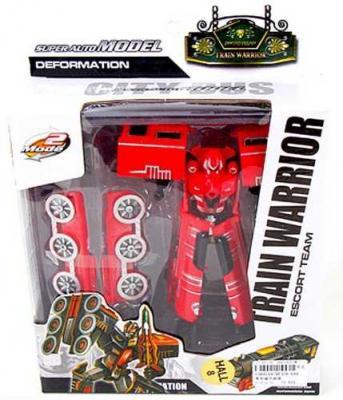 Робот-трансформер Наша Игрушка Робот-паровоз HF339-6AB