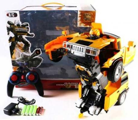 Купить Фигурка-трансформер Наша Игрушка Робот-машина W298-15, Игрушки-трансформеры