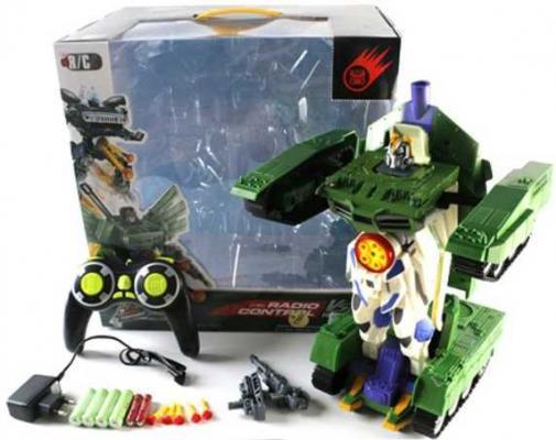 Купить Робот-трансформер Наша Игрушка Робот-танк W298-19, Игрушки-трансформеры