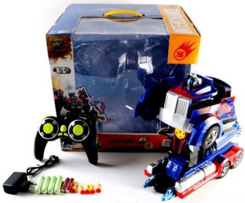 Робот-трансформер Наша Игрушка Робот-машина W298-20