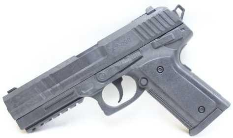 Пистолет Наша Игрушка Пистолет черный ES444-XK900BX