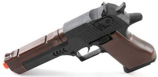Пистолет Наша Игрушка Пистолет черный YQ363-2