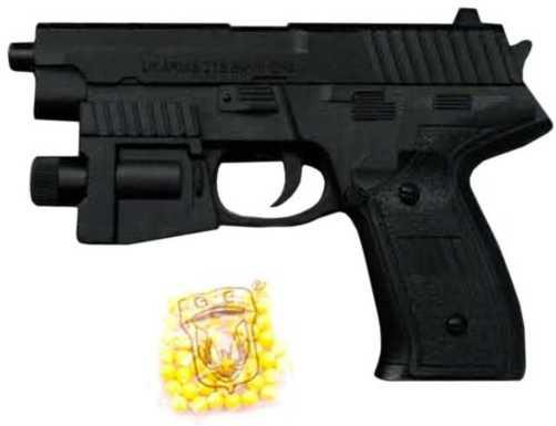 Пистолет Наша Игрушка Пистолет черный 2002H цена