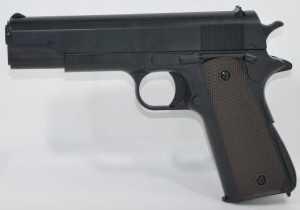 Пистолет Наша Игрушка Пистолет черный 2003
