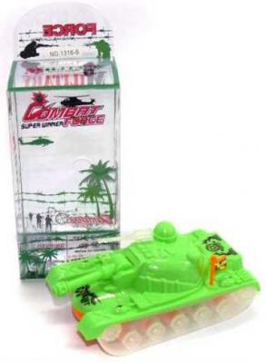 Танк Наша Игрушка Combat Force зеленый 1316-6