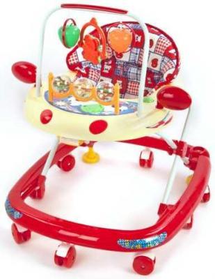 Ходунки Наша Игрушка SH203AM красный от 6 месяцев пластик SH203AM игрушка