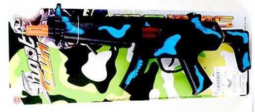 Автомат Наша Игрушка Автомат черный 628-6 автомат наша игрушка автомат черный 897 12