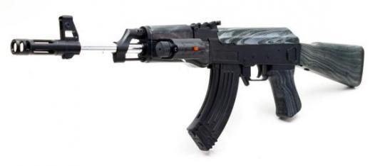 Автомат Наша Игрушка Автомат черный ES2142-0807C игрушка лесная мастерская военный автомат 255779