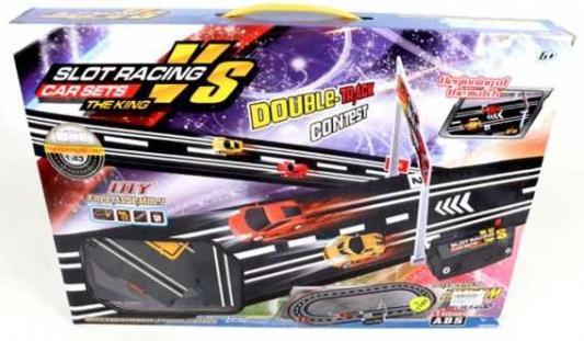 купить Игровой набор Наша Игрушка Автотрек разноцветный 42508-2D по цене 1420 рублей