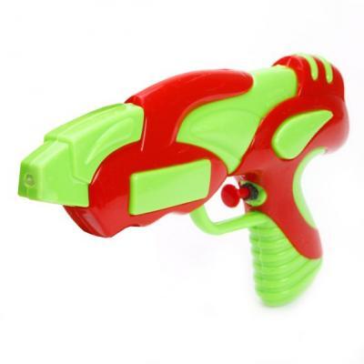 Купить Бластер водяной Наша Игрушка Солнечное лето 20 см M6432 в ассортименте, Игрушки для купания