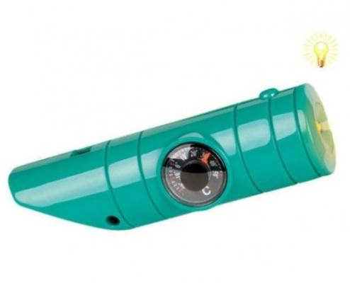 Спортивная игра Наша Игрушка фонарик фонарик Туриста, 14 X 3 X 11 см, Спортивные детские игры  - купить со скидкой