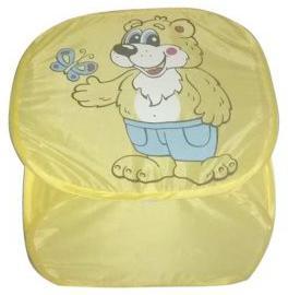 Корзина Мишка, 45*45 см, пакет