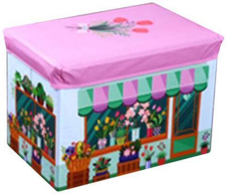 Корзина Цветочный магазин, 48*30*30 см, пакет