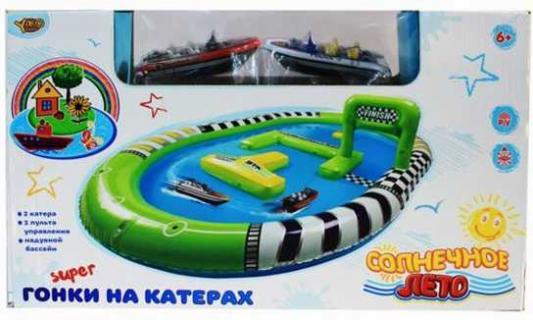 Набор Наша Игрушка Забавные гонки зеленый M6645 игрушка