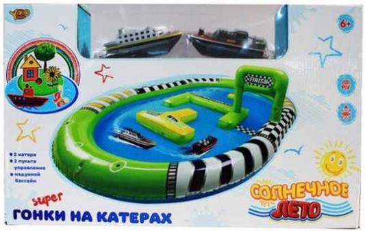 Набор Наша Игрушка Забавные гонки зеленый M6646 игрушка