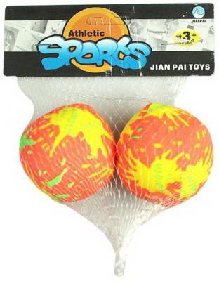 Мячи для игр на воде Наша Игрушка &quot,Неон&quot, 6 см