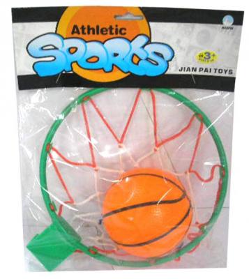 Фото - Набор для игры в баскетбол Наша Игрушка Баскетбол 3 предмета баскетбол