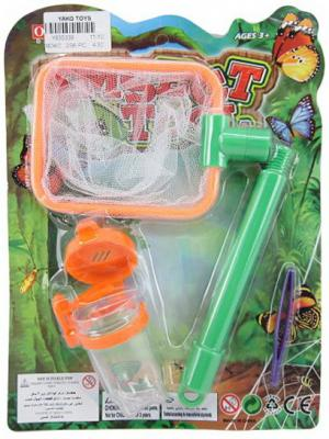 Игровой набор Наша Игрушка Интересное лето 3 предмета игровой набор наша игрушка турист 4 предмета 100909847