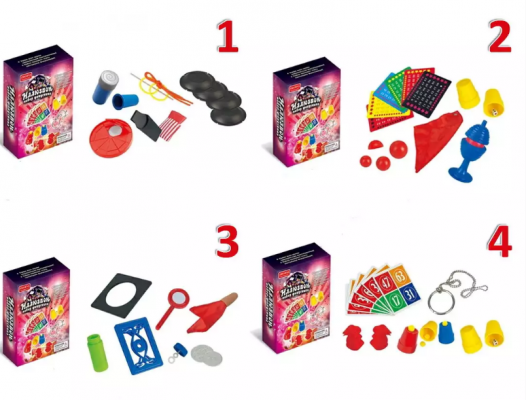 Игровой набор Наша Игрушка Иллюзион игровой набор наша игрушка спецназ