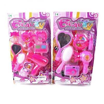 Купить Набор парикмахера Наша Игрушка Коллекция парикмахера 8 предметов, для девочки, Прочие игровые наборы