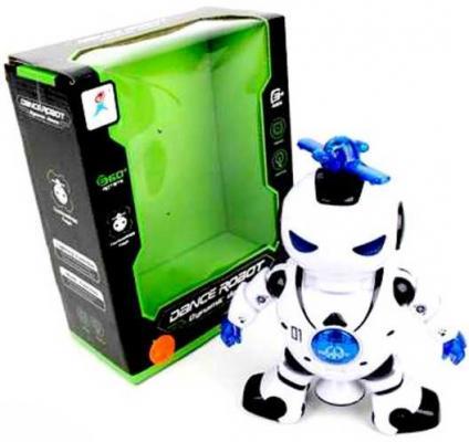 Робот электронный Наша Игрушка Танцор танцующий 99444-4