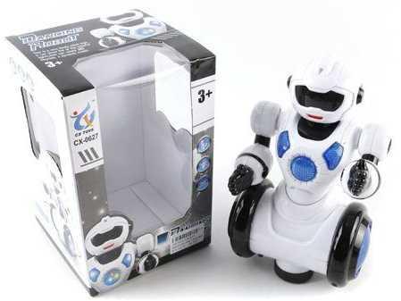 Робот электронный Наша Игрушка Робот со звуком CX0627