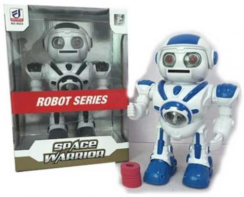 Робот электронный Наша Игрушка Робот со звуком 6022 игрушка со звуком amy carol 47147856228
