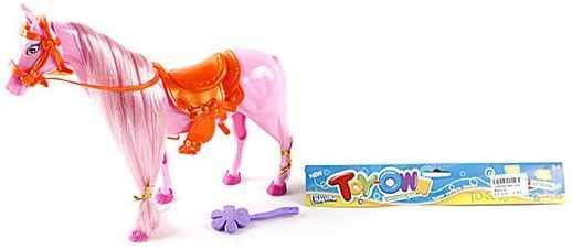 Фигурка Наша Игрушка Лошадка 25 см 686-654 игрушка наша игрушка лошадка 100694662