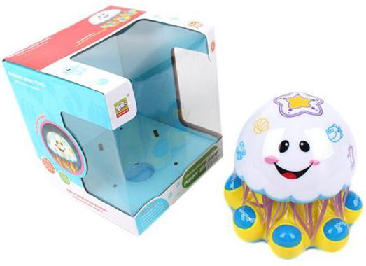 Фигурка Наша Игрушка Медуза 838-58A интерактивная игрушка redwood радужная медуза