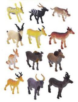Набор фигурок Наша Игрушка Мир диких животных YW01-5 игрушка