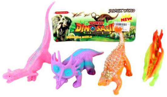 Набор фигурок Наша Игрушка Динозаврики 6932 игрушка