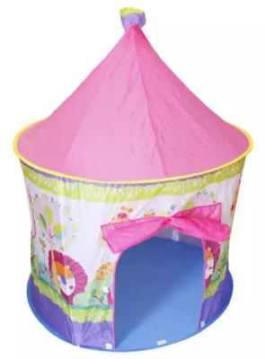 Палатка игровая Наша Игрушка Палатка игровая Зоопарк 1toy детская игровая палатка красотка цвет желтый голубой