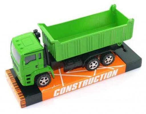 Грузовик Наша Игрушка Грузовик зеленый GS101B