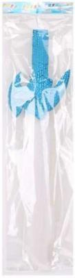 Купить Меч Наша Игрушка Меч голубой белый 200121587, голубой, белый, 16X4X62 см, для мальчика, Игрушечное оружие