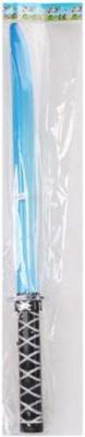 Купить Меч Наша Игрушка Меч синий черный 200120561, черный, синий, 6X6X71 см, для мальчика, Игрушечное оружие