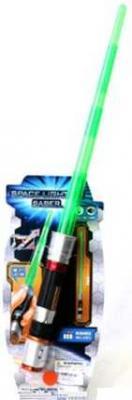 Меч Наша Игрушка Меч Космический зеленый A8219