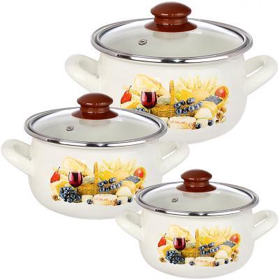 Набор посуды Interos 16022 Палермо