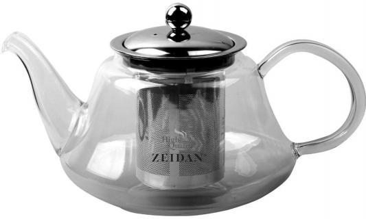 Фото - Заварочный чайник Zeidan Z-4062 1000 мл чайник заварочный zeidan 800ml z 4056