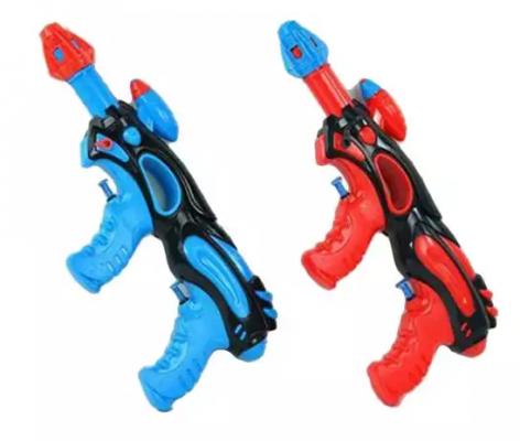 Купить Интерактивная игрушка Наша Игрушка Водяной автомат Солнечное лето от 5 лет в ассортименте, 28 см, пластик, для мальчика, Интерактивные игрушки