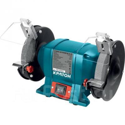 Станок точильный КРАТОН BG 560/200 200 мм шлифовальный станок кратон wms 5 03