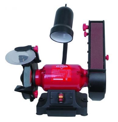Станок заточный Elitech СТ300PC 150 мм заточный станок prorab pbg 200 dl