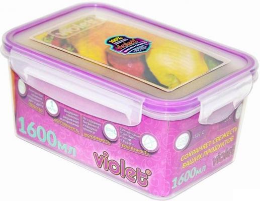 цена на Контейнер Violet 093/16 прозрачный