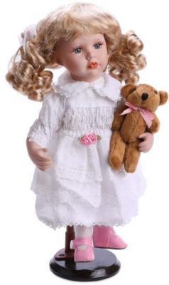 """Кукла фарфор 12"""" """"Облачко"""""""